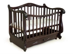 """Дитяче ліжечко """"Корона"""""""