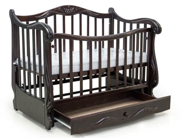 Детская кроватка «Корона»