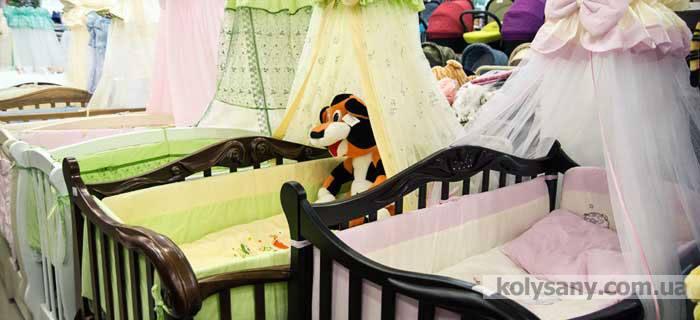 Детские кроватки оптом