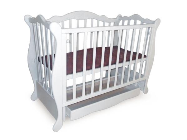 Детская кроватка «Квіточка»